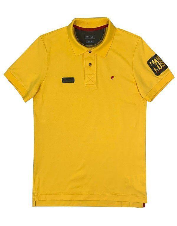 Поло MARRUS 'Predator' yellow, Klost