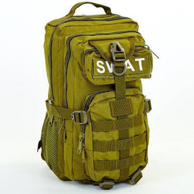 Рюкзак Silver Knight SER-SWAT3P.Khaki Klost