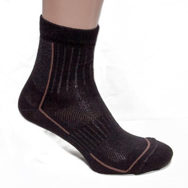 Носки треккинговые низкие Black 39-42 / 43-46 Klost