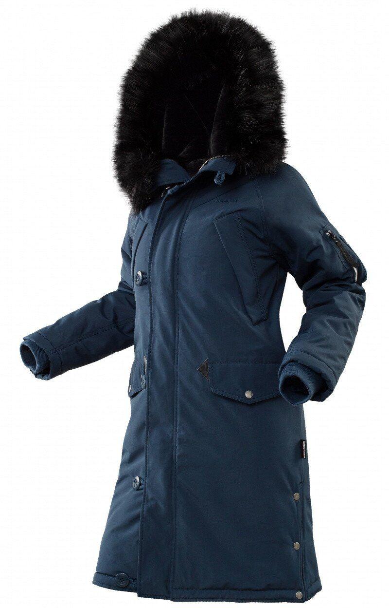 Женская зимняя куртка N-5B Tardis W AIRBOSS (темно-синяя) Klost