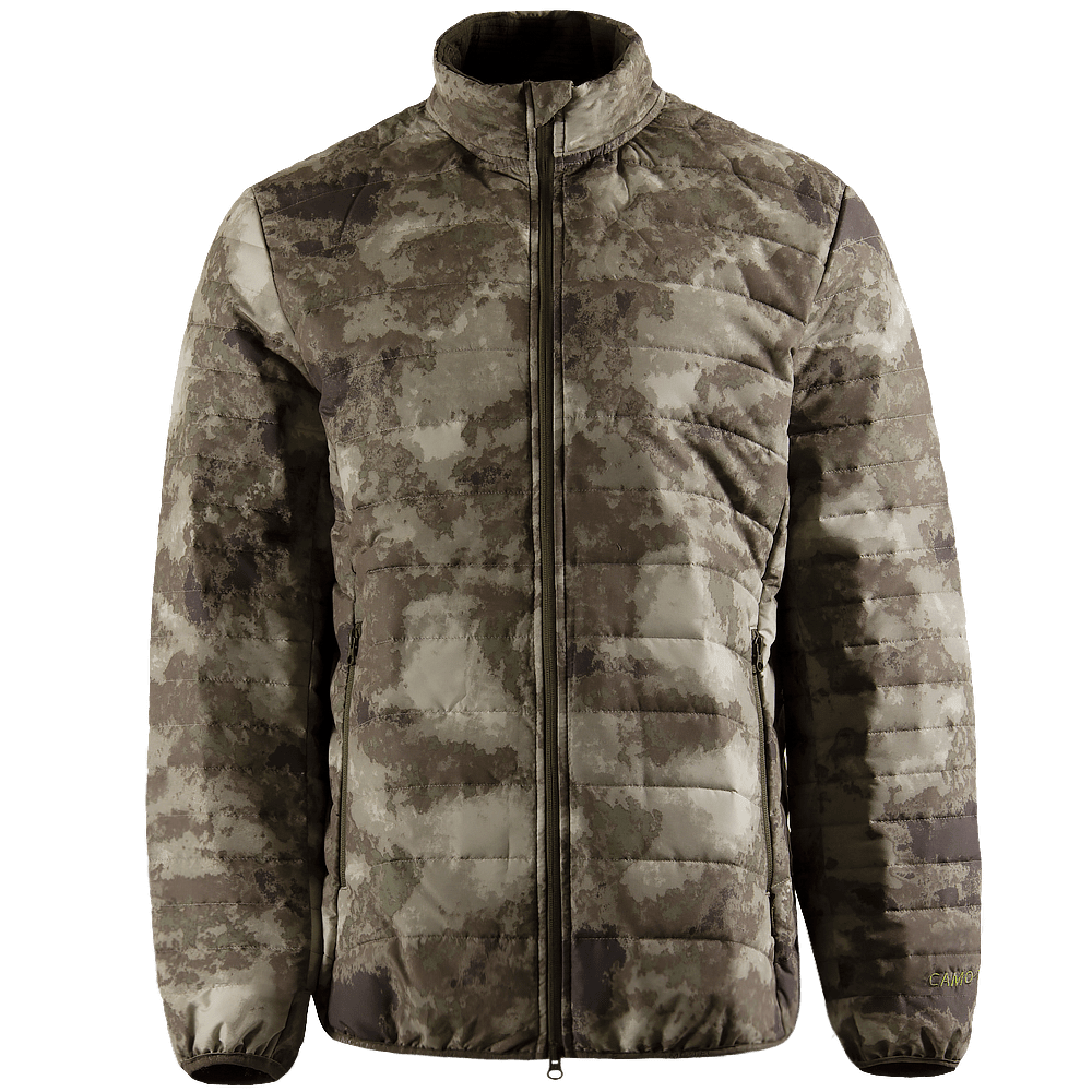 Куртка Camo-Tec CT-679, A-TACS AU Klost