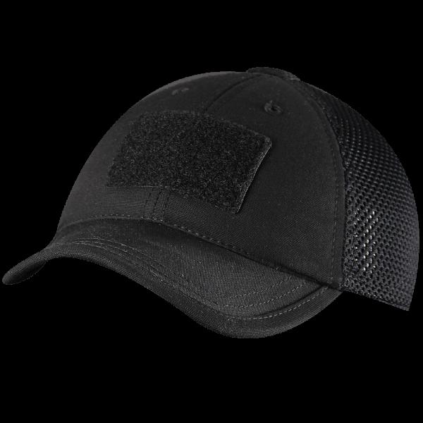 Бейсболка Канвас Mesh Black 803 Klost